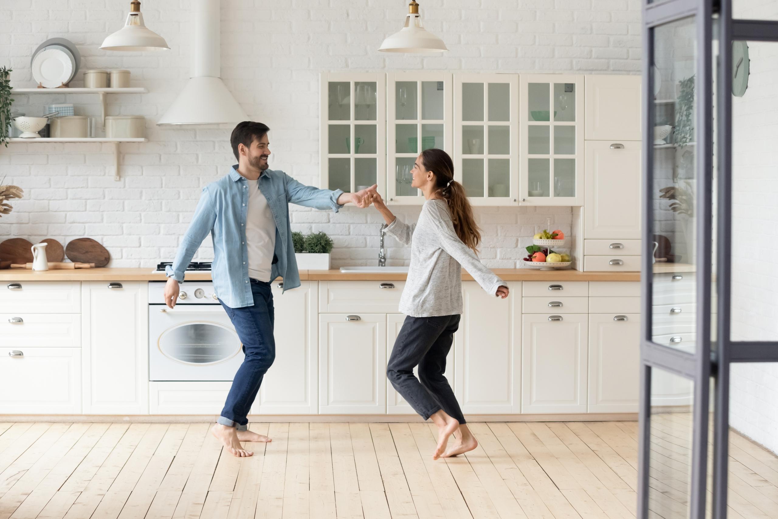 plán novej kuchyne