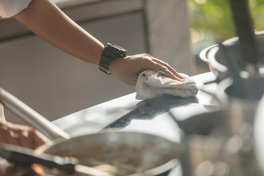 cistenie kuchyne